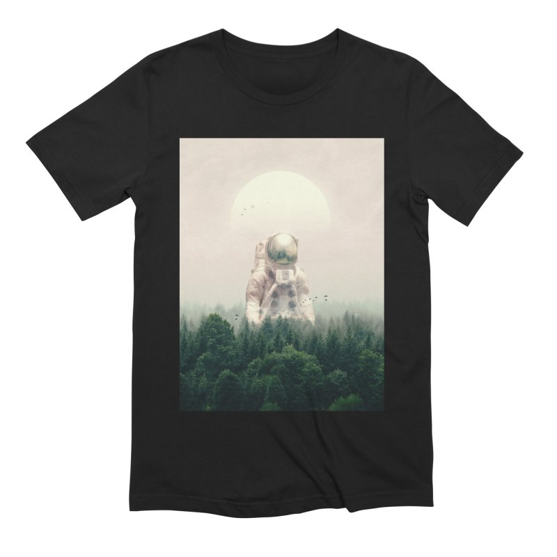 The Guest Men's Extra Soft T-Shirt by nicebleed