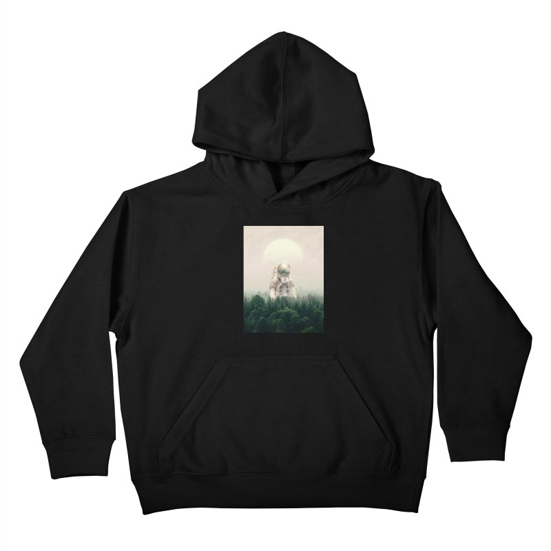 The Guest Kids Pullover Hoody by nicebleed
