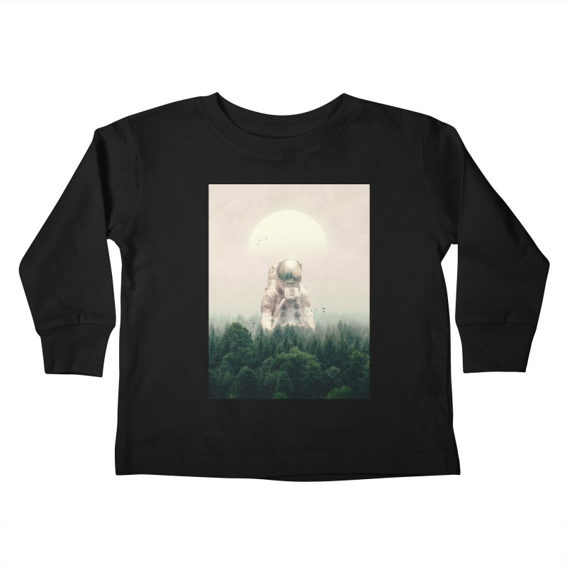 The Guest Kids Toddler Longsleeve T-Shirt by nicebleed