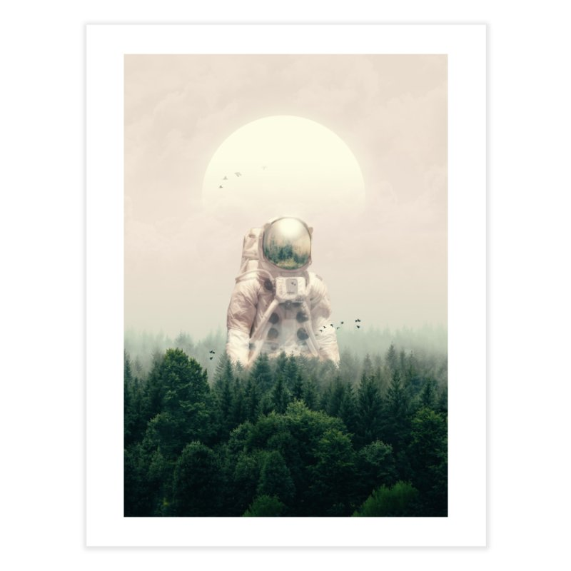 The Guest in Fine Art Print by nicebleed