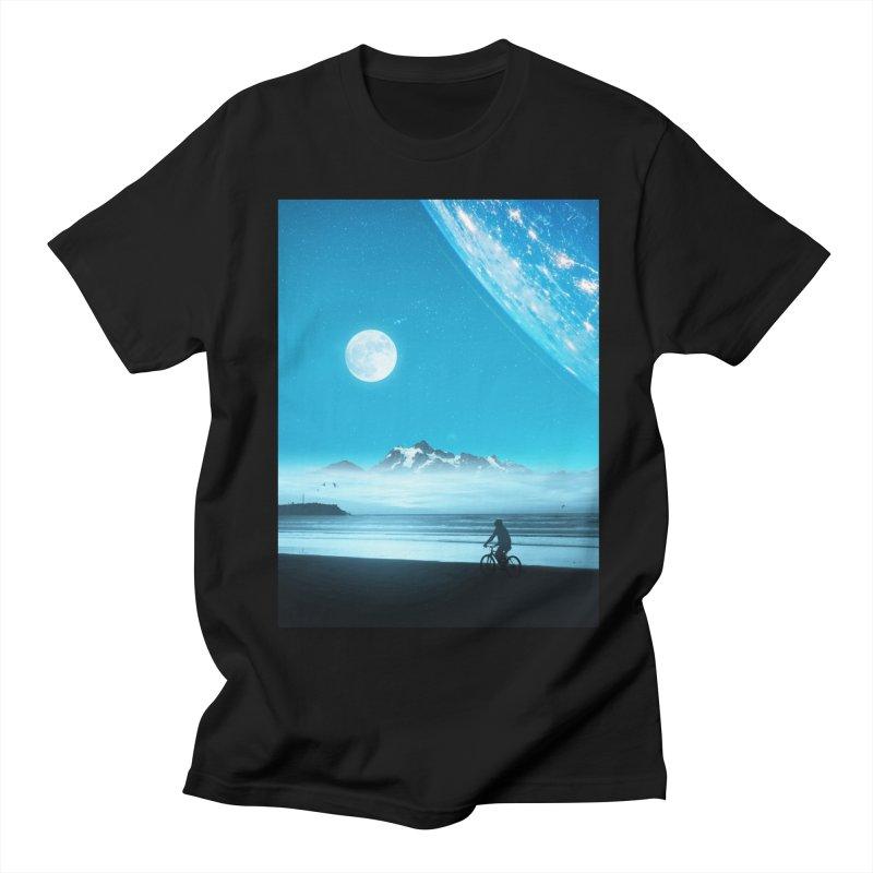 Hidden Trail Men's T-Shirt by nicebleed