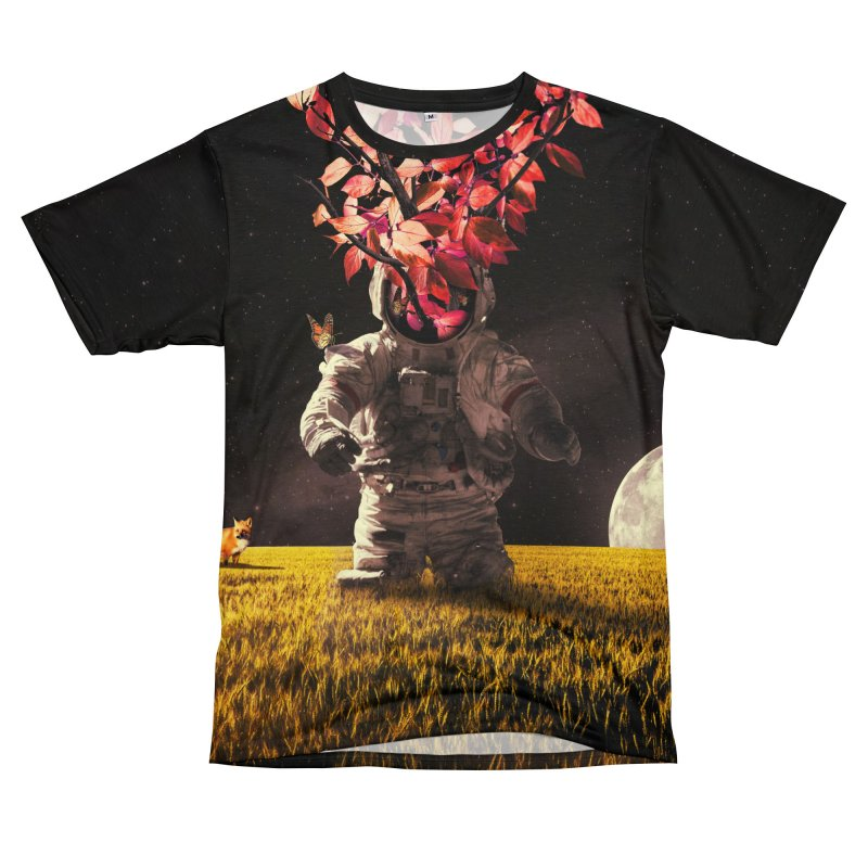 Autumn Sprout Women's Unisex T-Shirt Cut & Sew by nicebleed