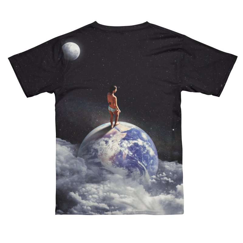 Space Escape Men's Cut & Sew by nicebleed