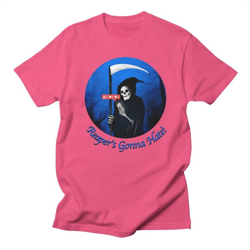 Reaper's Gonna Hate! Men's Regular T-Shirt by nicebleed