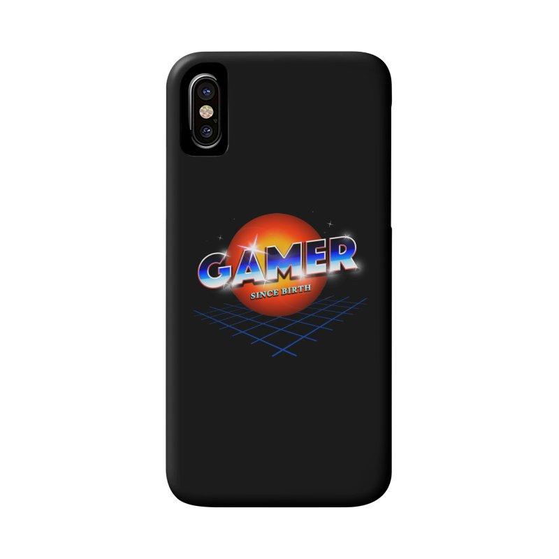 Gamer Accessories Phone Case by nicebleed