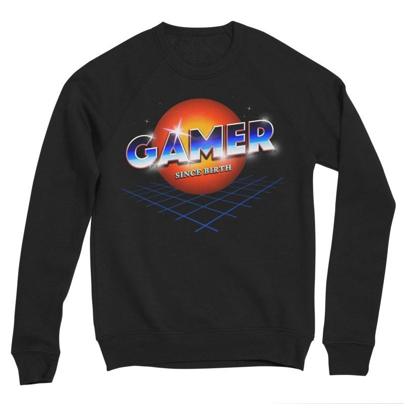 Gamer Women's Sponge Fleece Sweatshirt by nicebleed