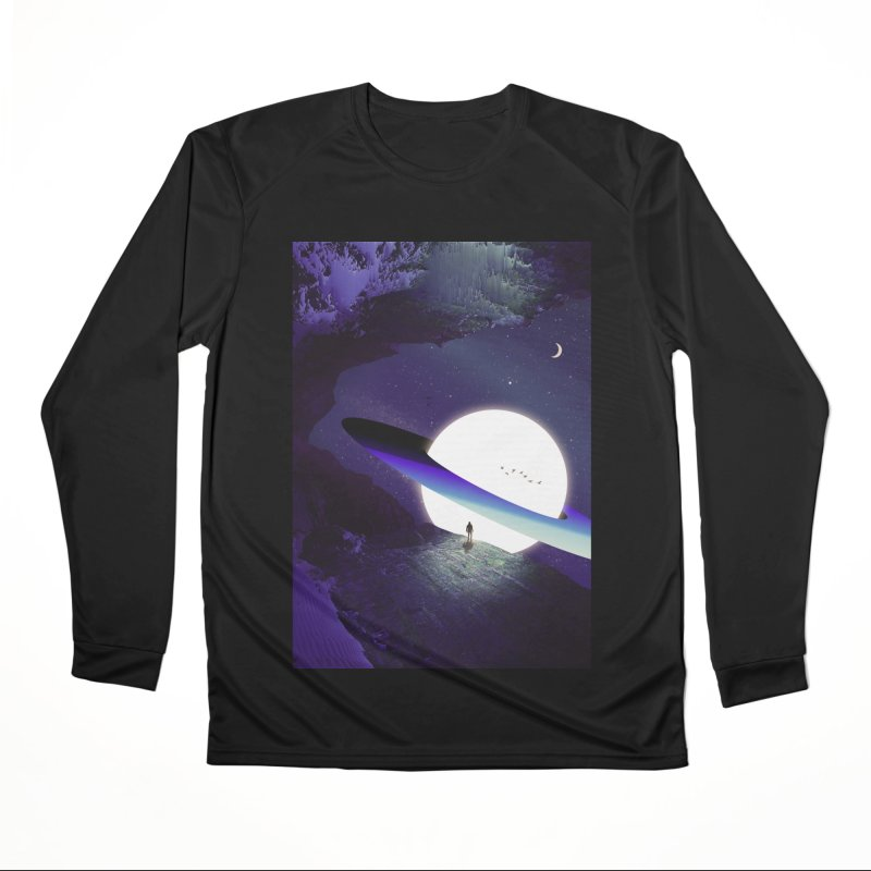 Rendezvous Men's Performance Longsleeve T-Shirt by nicebleed
