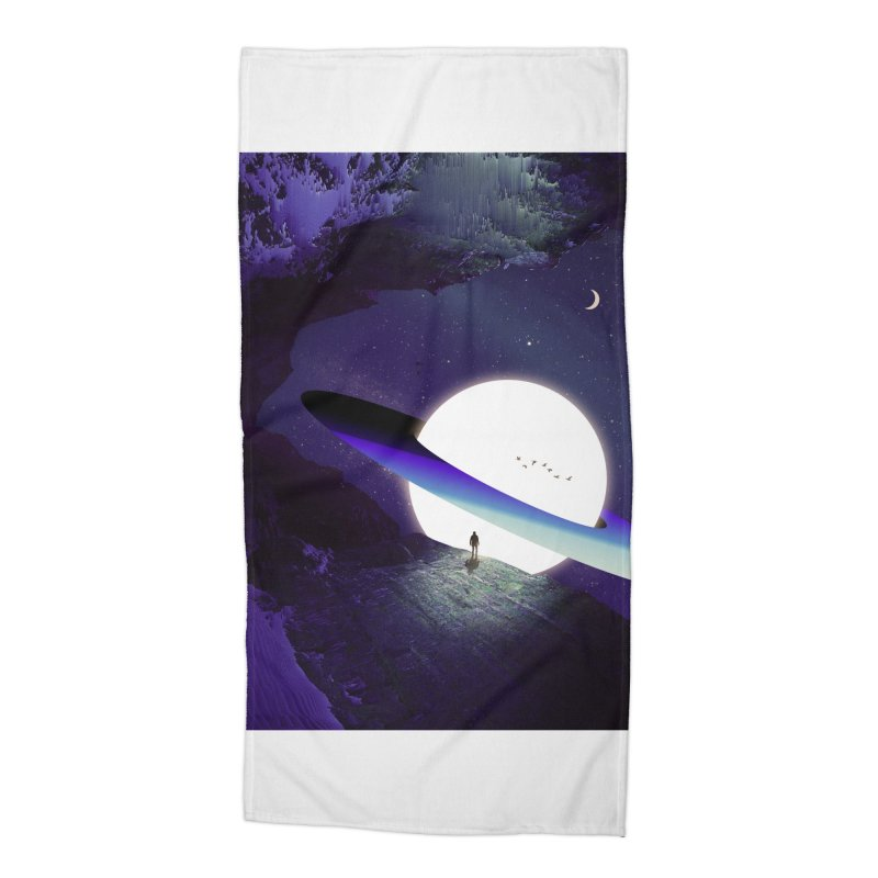 Rendezvous Accessories Beach Towel by nicebleed