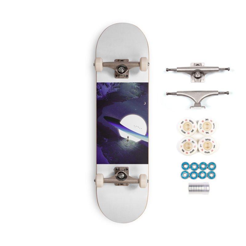 Rendezvous Accessories Complete - Premium Skateboard by nicebleed