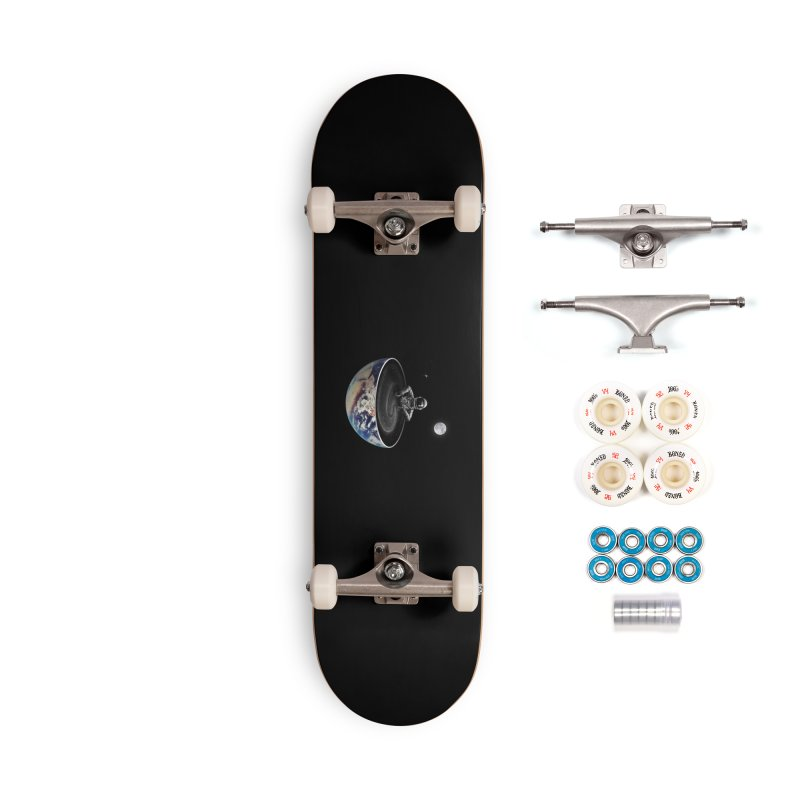 Easy Accessories Complete - Premium Skateboard by nicebleed