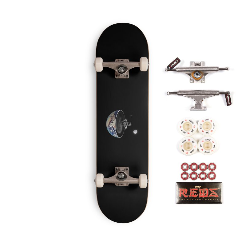 Easy Accessories Complete - Pro Skateboard by nicebleed