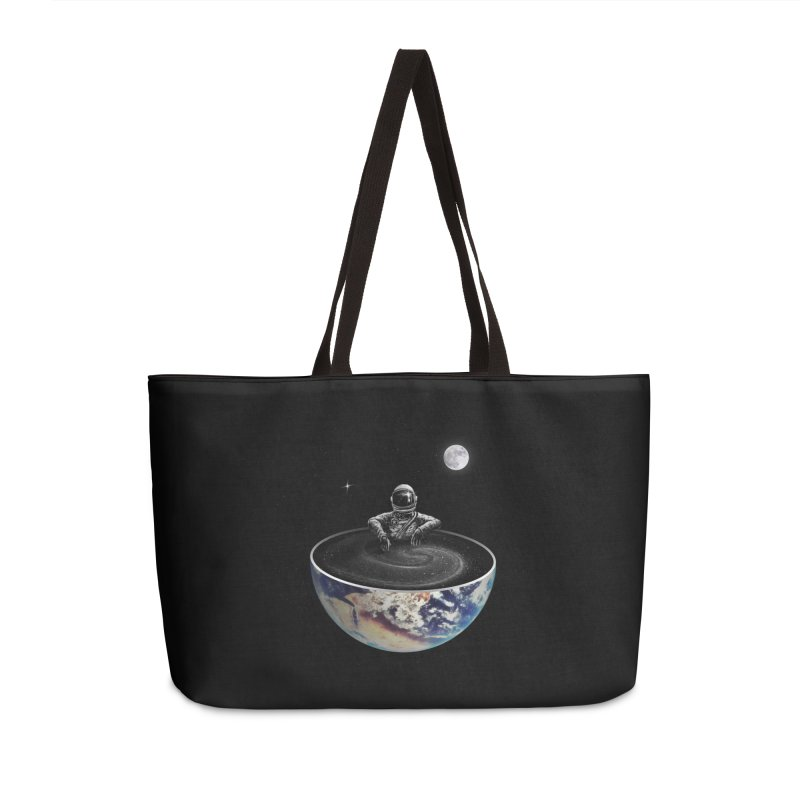 Easy Accessories Weekender Bag Bag by nicebleed