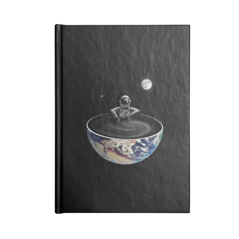 Easy Accessories Blank Journal Notebook by nicebleed