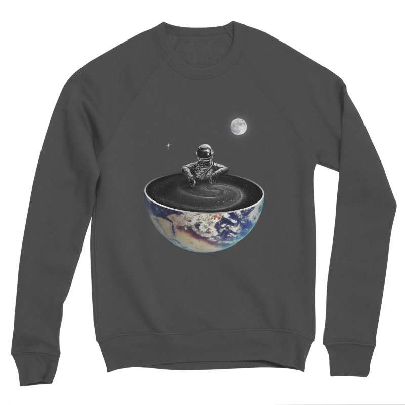 Easy Men's Sponge Fleece Sweatshirt by nicebleed