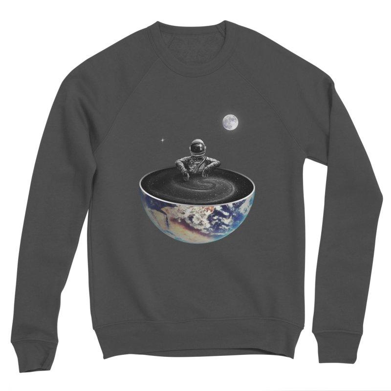 Easy Women's Sponge Fleece Sweatshirt by nicebleed