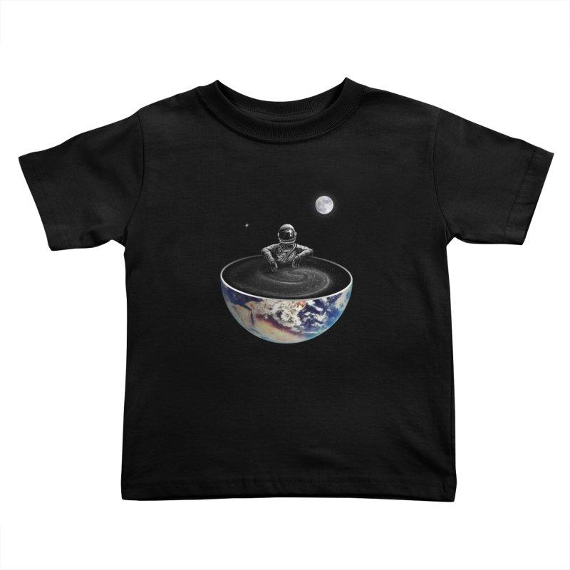 Easy Kids Toddler T-Shirt by nicebleed