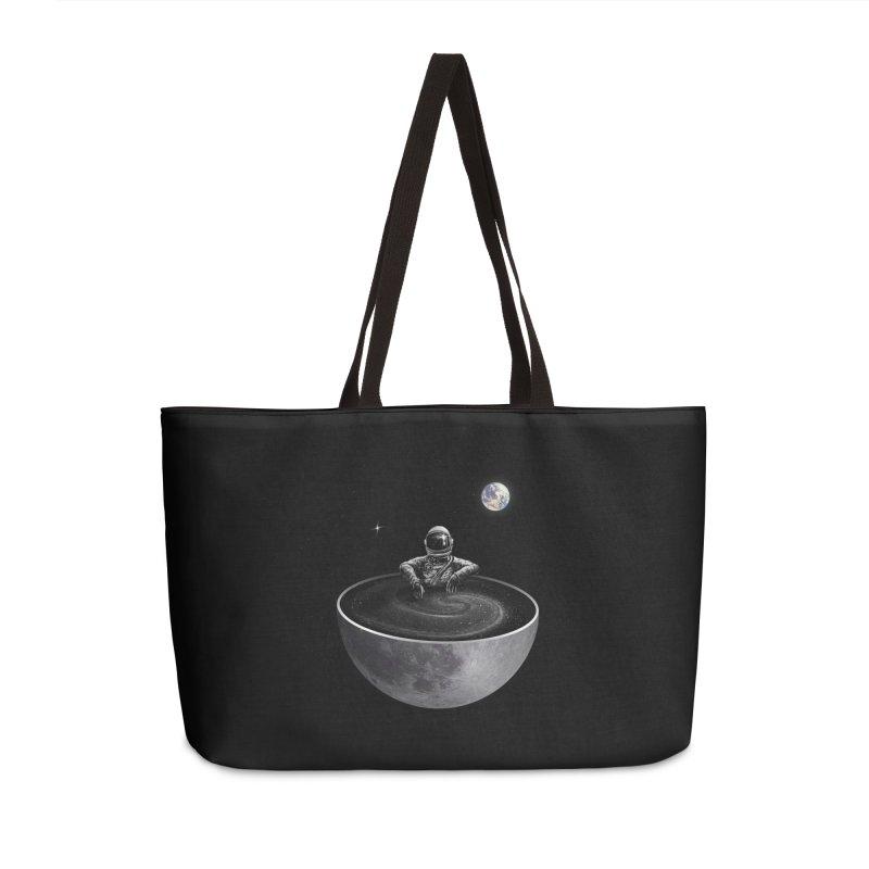Easy (Moon Version) Accessories Weekender Bag Bag by nicebleed