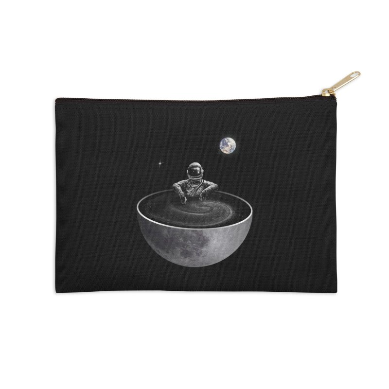 Easy (Moon Version) Accessories Zip Pouch by nicebleed