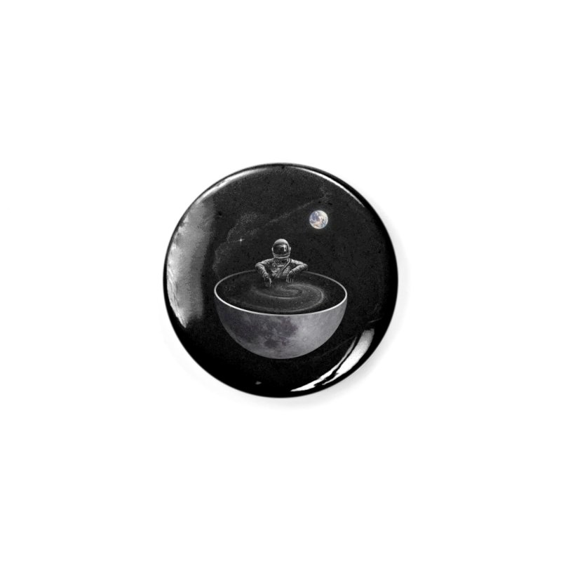 Easy (Moon Version) Accessories Button by nicebleed