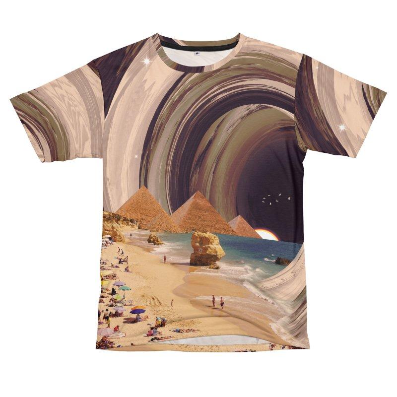 Tunnel Women's Unisex T-Shirt Cut & Sew by nicebleed