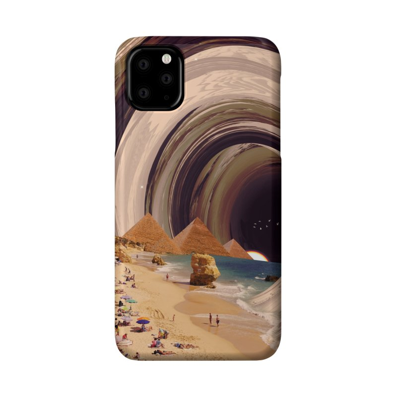 Tunnel Accessories Phone Case by nicebleed