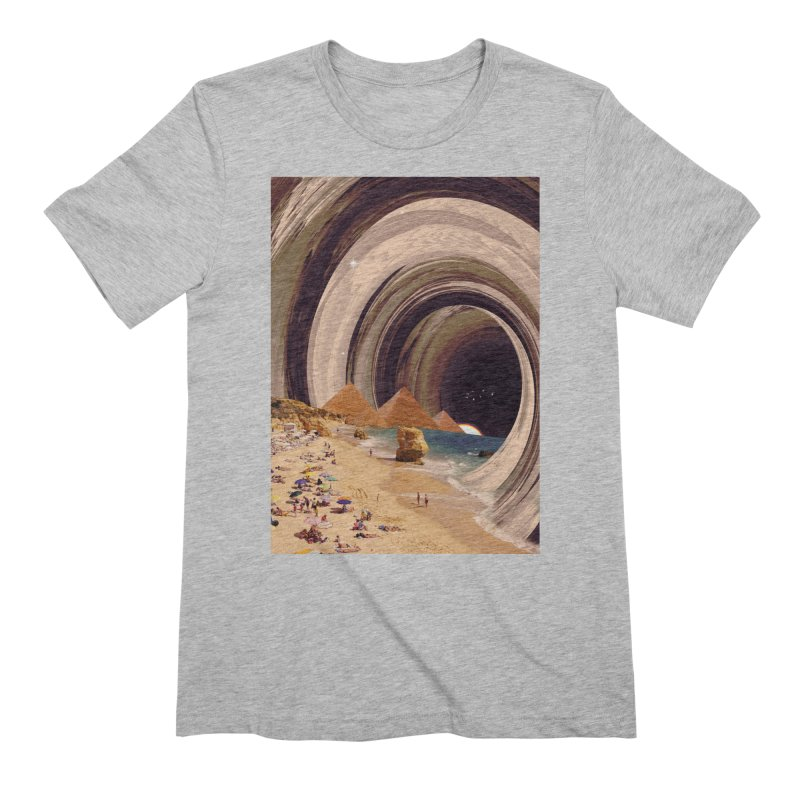 Tunnel Men's Extra Soft T-Shirt by nicebleed
