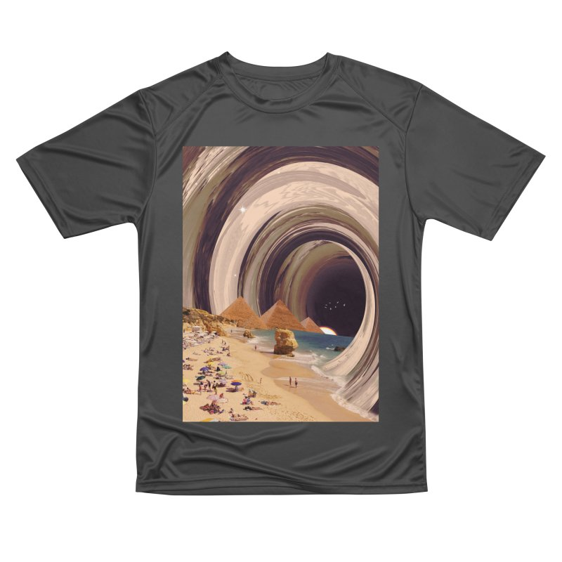 Tunnel Women's Performance Unisex T-Shirt by nicebleed