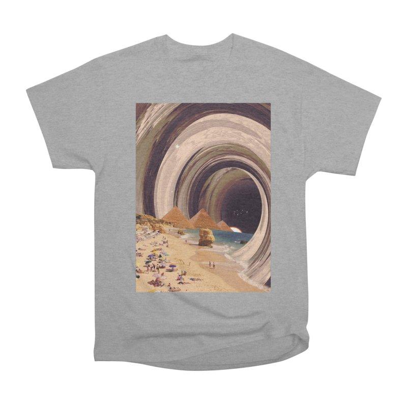 Tunnel Women's Heavyweight Unisex T-Shirt by nicebleed