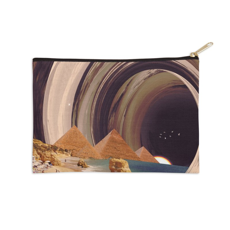 Tunnel Accessories Zip Pouch by nicebleed