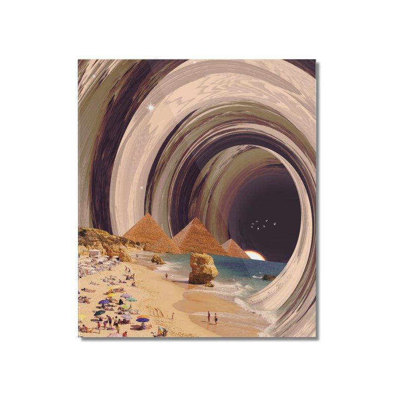 Tunnel Home Mounted Acrylic Print by nicebleed
