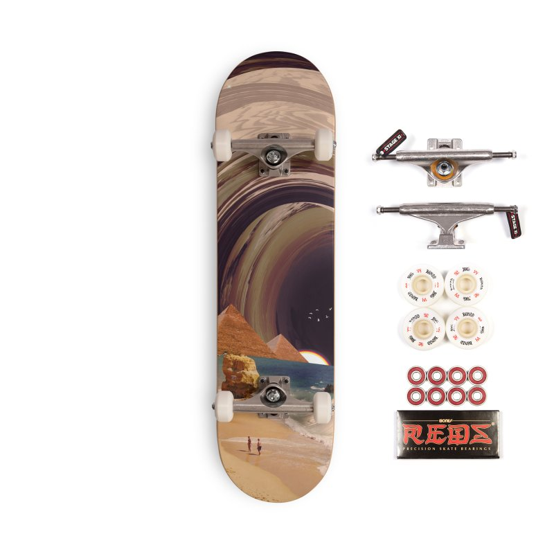 Tunnel Accessories Complete - Pro Skateboard by nicebleed