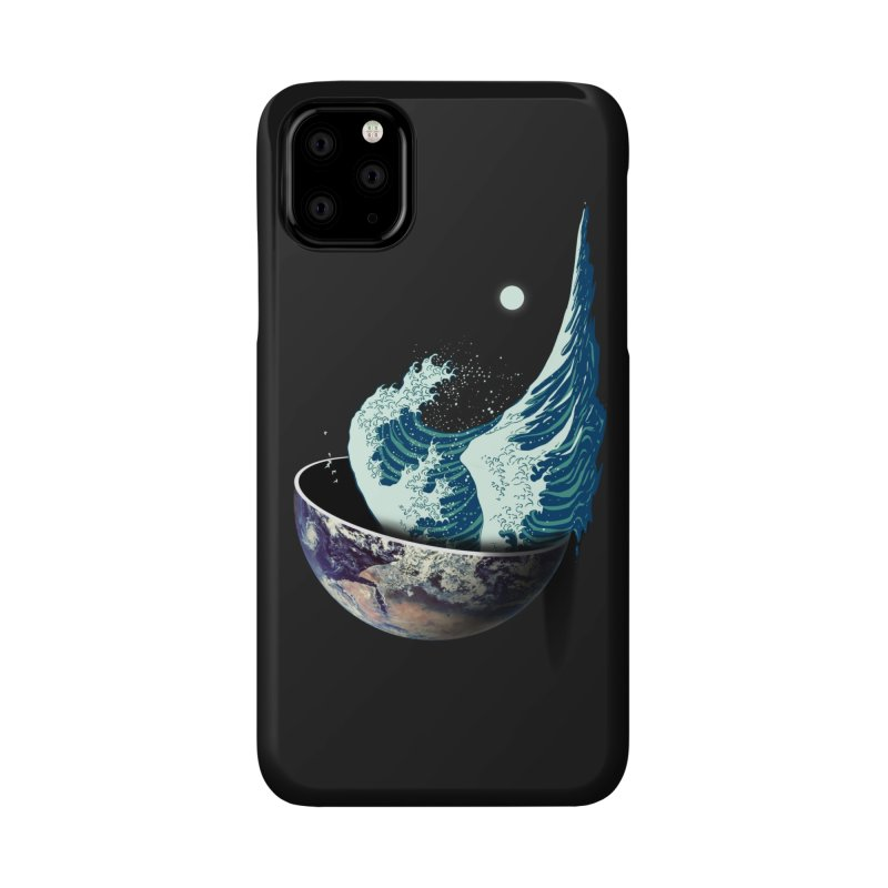 Earth Spill Accessories Phone Case by nicebleed