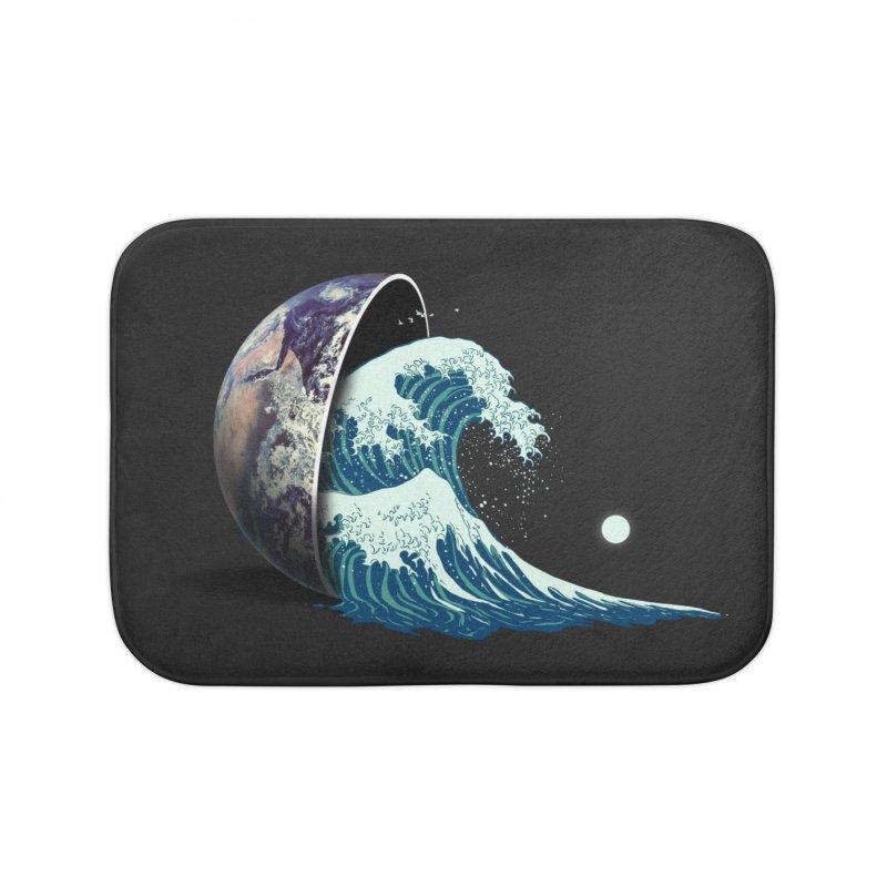 Earth Spill Home Bath Mat by nicebleed