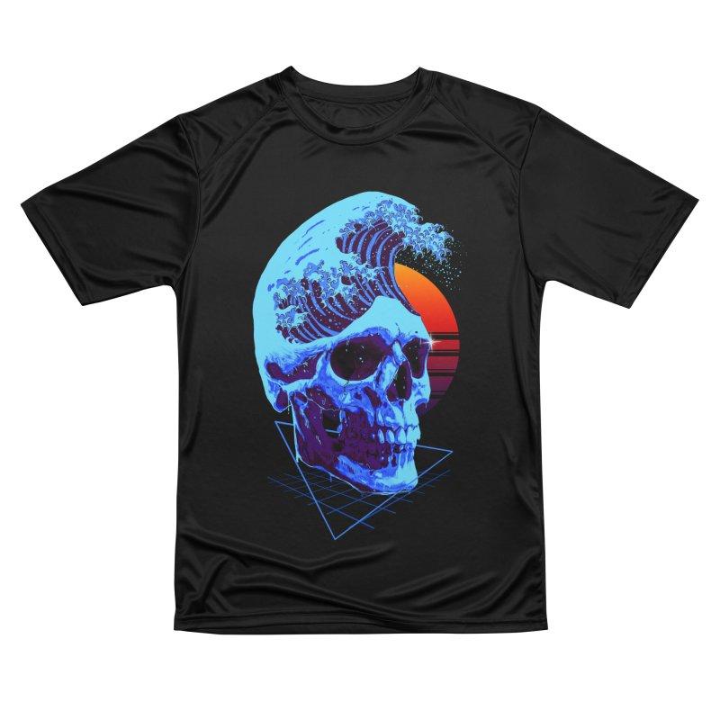 Wavy Men's Performance T-Shirt by nicebleed