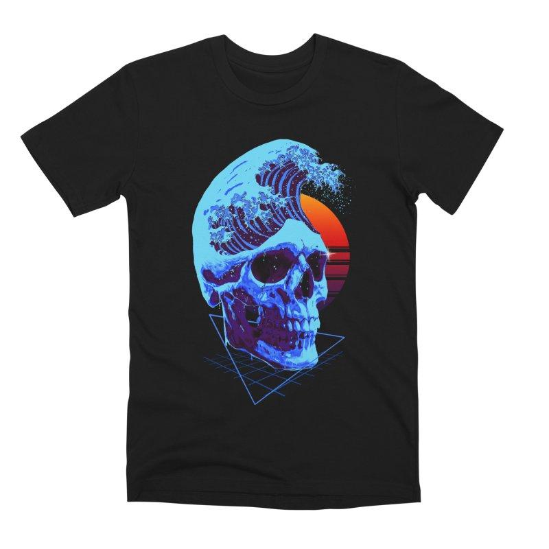 Wavy Men's Premium T-Shirt by nicebleed