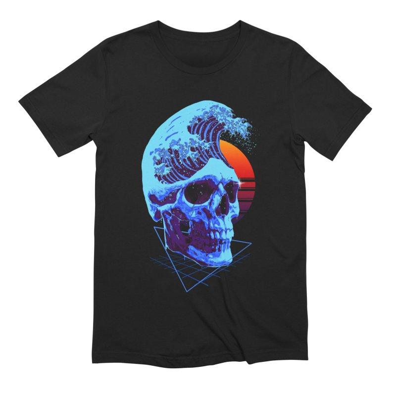 Wavy Men's Extra Soft T-Shirt by nicebleed