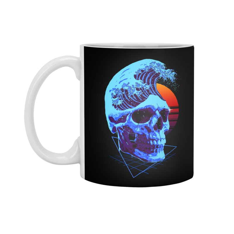 Wavy Accessories Standard Mug by nicebleed