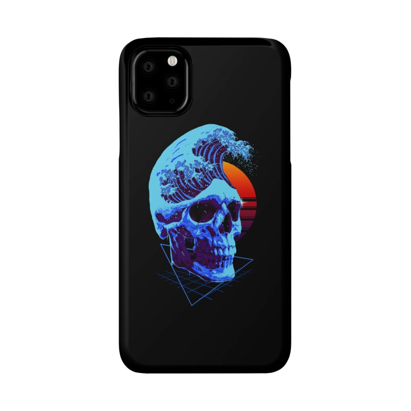 Wavy Accessories Phone Case by nicebleed