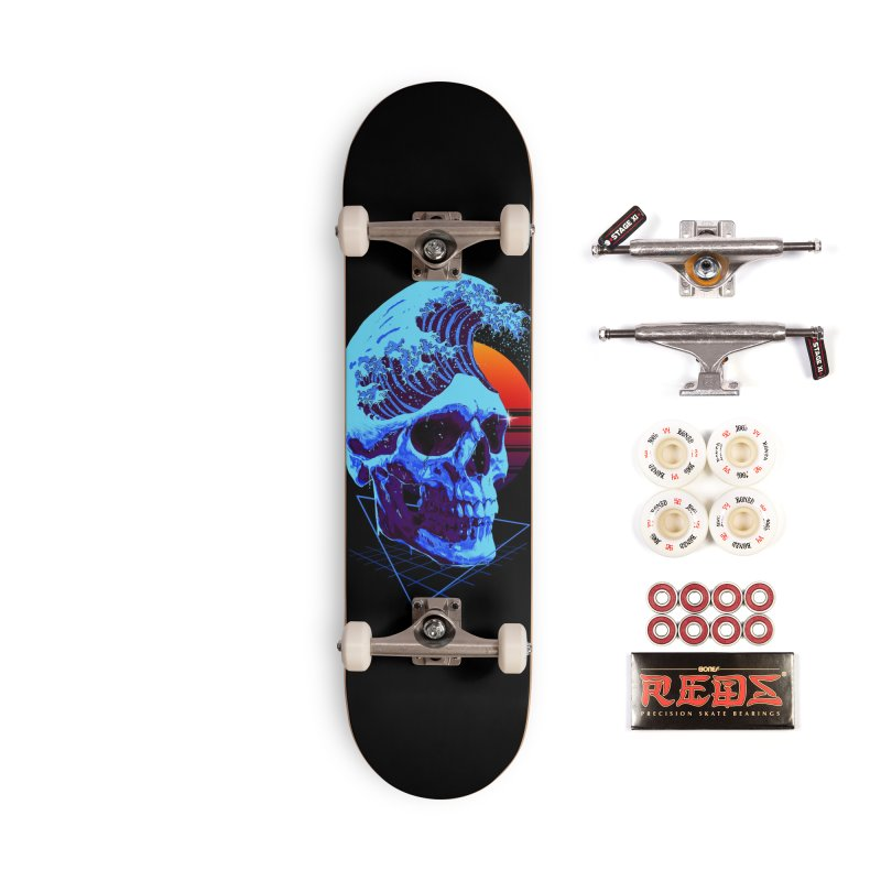 Wavy Accessories Complete - Pro Skateboard by nicebleed