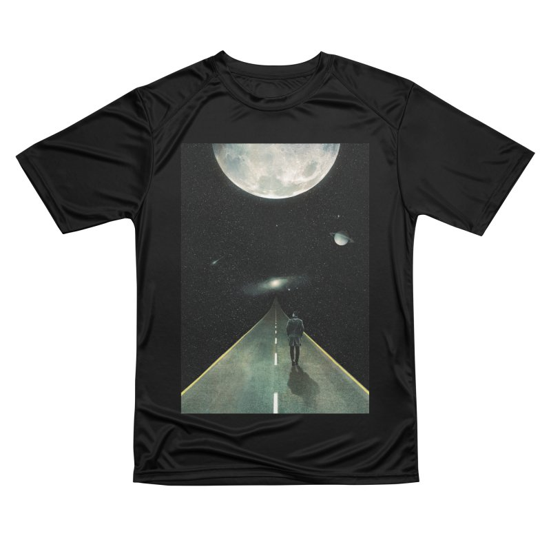 Road To Unknown Men's Performance T-Shirt by nicebleed