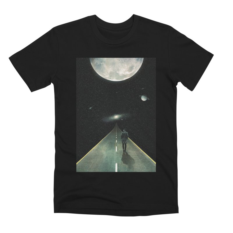 Road To Unknown Men's Premium T-Shirt by nicebleed