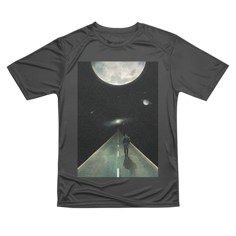 Road To Unknown Women's Performance Unisex T-Shirt by nicebleed