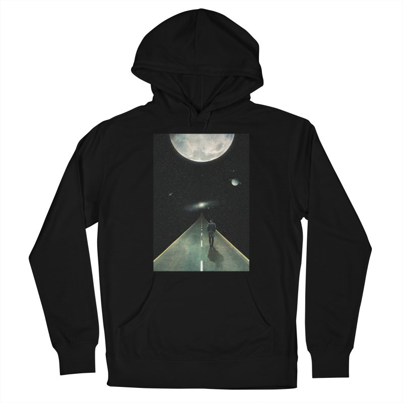 Road To Unknown Women's Pullover Hoody by nicebleed