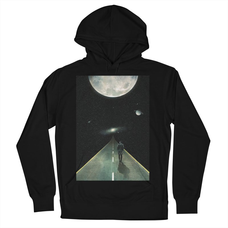 Road To Unknown Women's French Terry Pullover Hoody by nicebleed