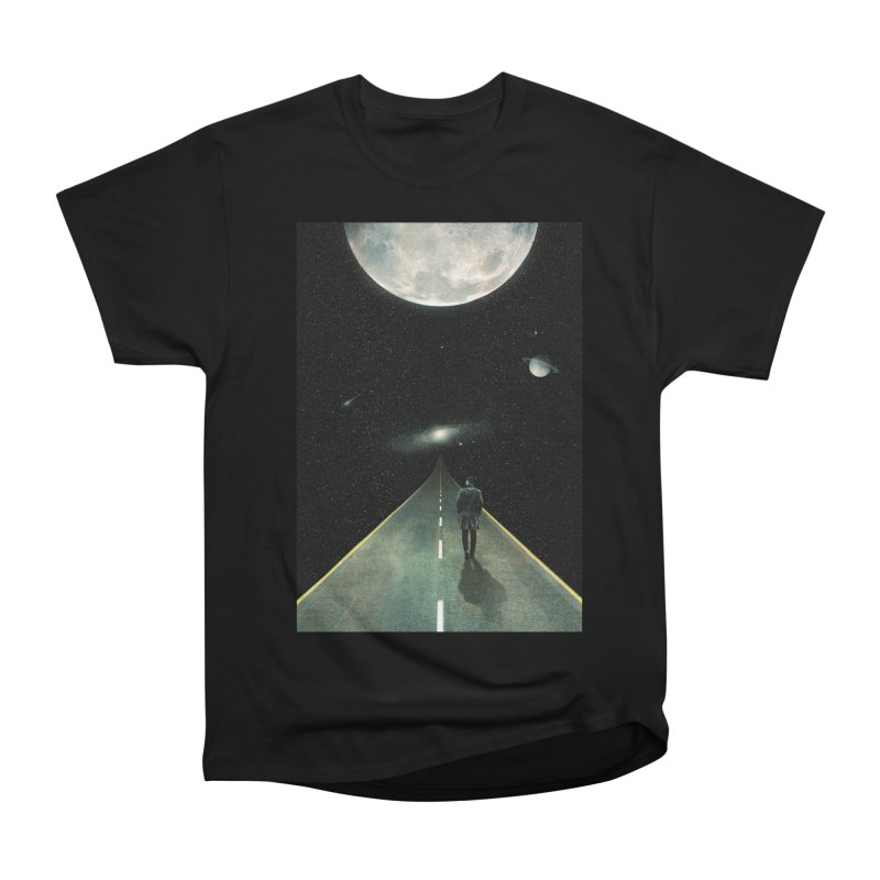 Road To Unknown Men's Heavyweight T-Shirt by nicebleed