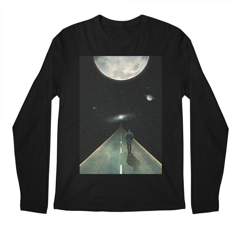 Road To Unknown Men's Regular Longsleeve T-Shirt by nicebleed