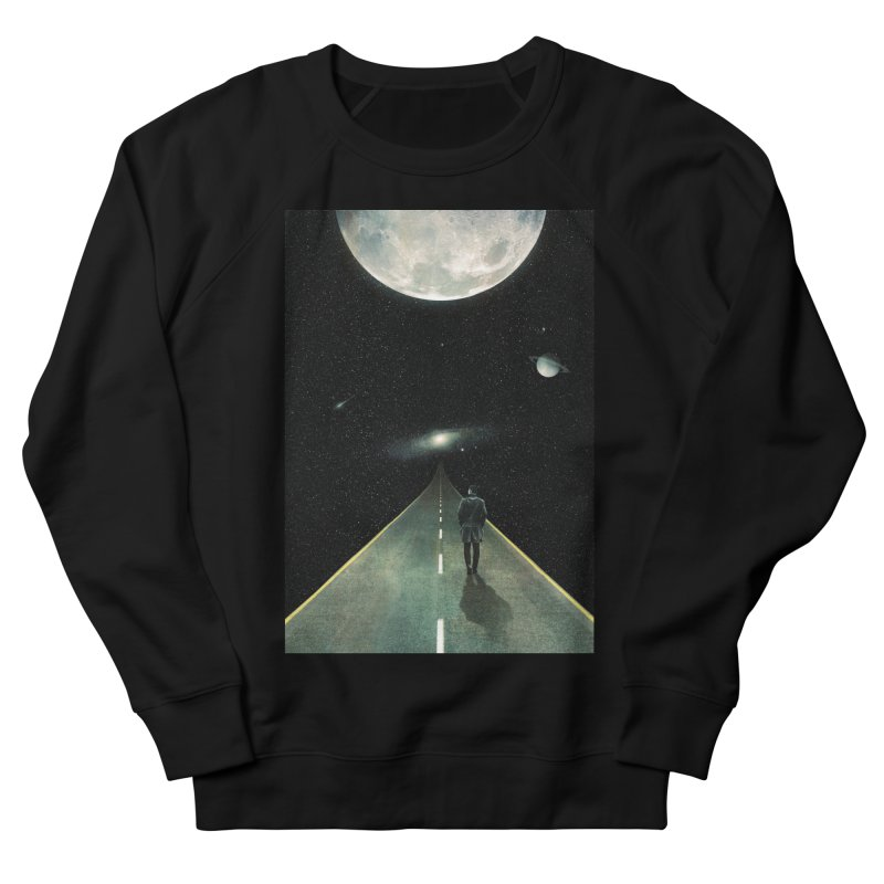 Road To Unknown Men's French Terry Sweatshirt by nicebleed