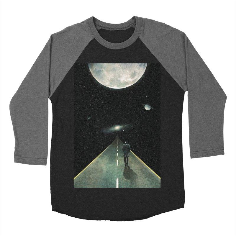 Road To Unknown Women's Baseball Triblend Longsleeve T-Shirt by nicebleed
