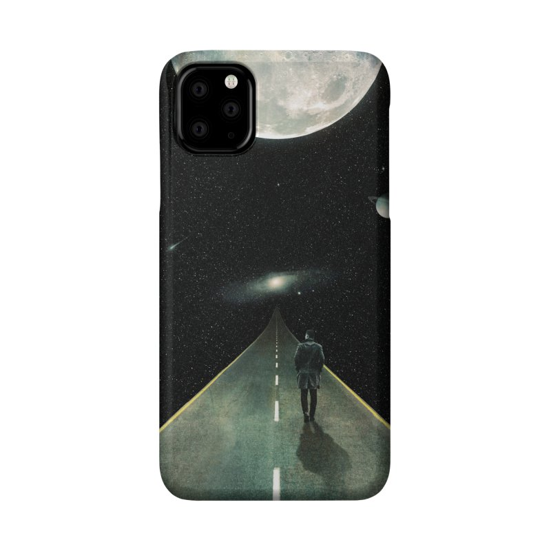 Road To Unknown Accessories Phone Case by nicebleed