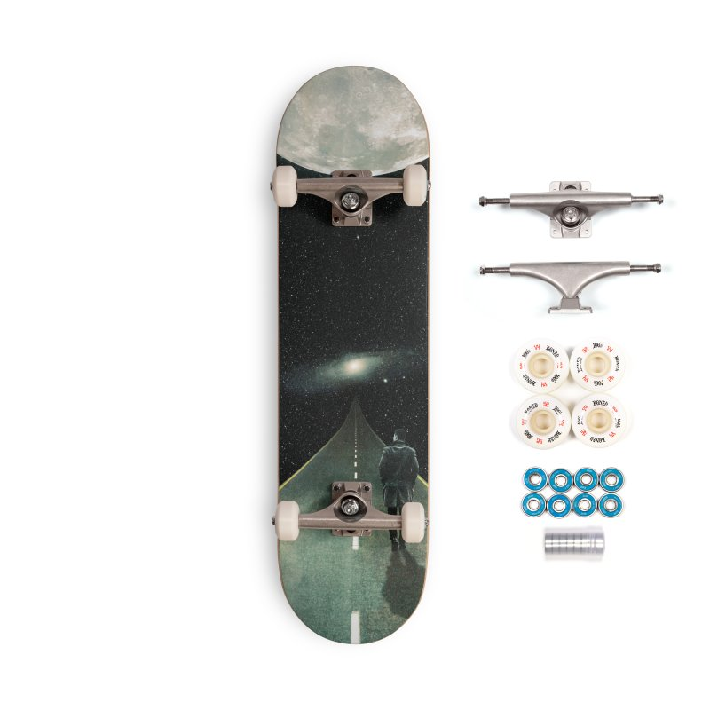 Road To Unknown Accessories Complete - Premium Skateboard by nicebleed